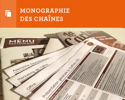 monographie des chaînes