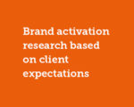 brand activation research