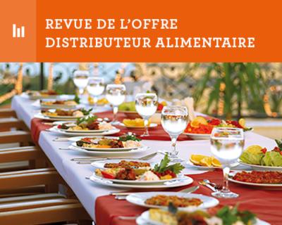 revue de l'offre distributeur alimentaire - FSV