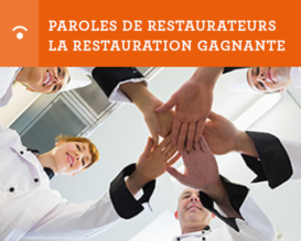 paroles de restaurateurs - restauration gagnante - FSV