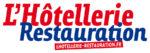 L'Hotellerie Restauration logo _ Food Service Vision