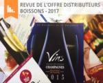 FSV_Revue annuelle de l'offre distributeurs 2017 - boissons froides
