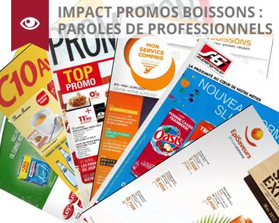 impact promo boissons - paroles de professionnels _ visuel