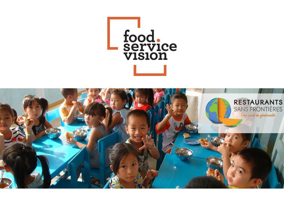Food Service Vision Court pour Restaurants sans Frontières_ FSV