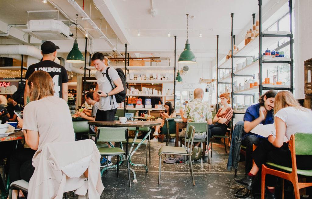 nouveaux moments de consommation hors domicile - FSV