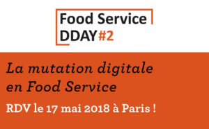 Food Service DDAY #2 - 17 mai 2018 à Paris