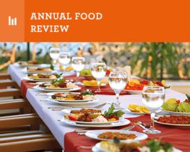 Annual food review - FSV