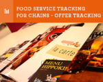 food service tracking for chains -offer tracking - FSV