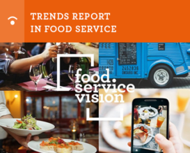 trends report in food service