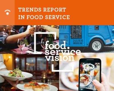 trends report in food service