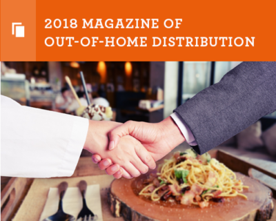 2018 magazine of out-of-home distribution - FSV