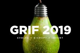 GRIF Amsterdam : Future vision of food service in retail