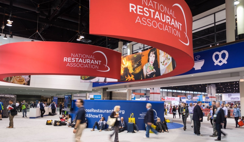 Back from NRA show, 3 winning ingredients of restaurant success in the USA…