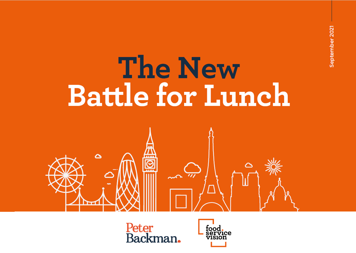 The New Battle for Lunch